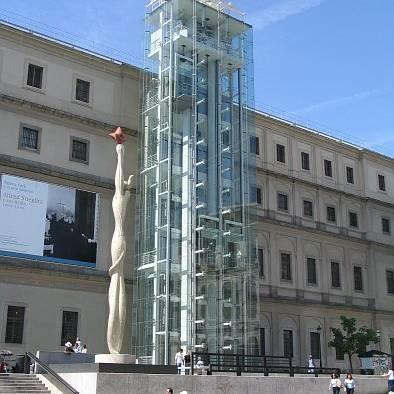 Museo Reina Sofia.Museo Reina Sofia Noticias Reportajes Videos Y Fotografias