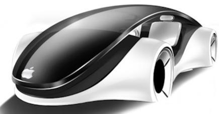 Prototipo de iCar, por un fan de Apple | appadvice.com