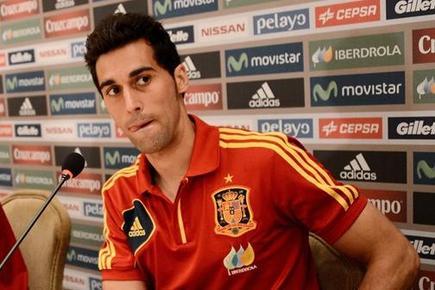 Álvaro Arbeloa, en rueda de prensa. | EFE/Archivo