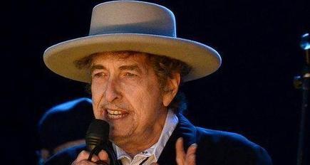 Bob Dylan, en un concierto en 2012 | Archivo