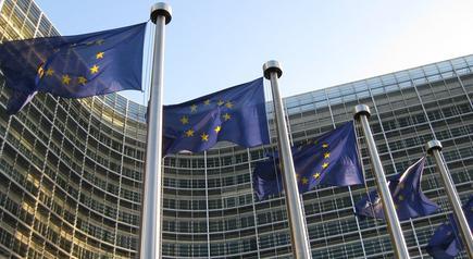 El edificio Berlaymount, sede de la Comisión Europea. | Flickr/TPCOM
