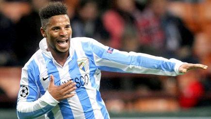 Eliseu celebra su gol al Milan. | EFE