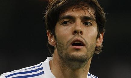 Kaká, jugador del Real Madrid.   EFE