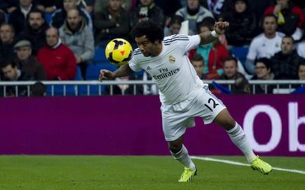 Marcelo, jugador del Real Madrid. | Cordon Press