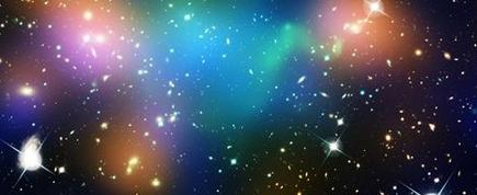 El cúmulo de galaxias | NASA