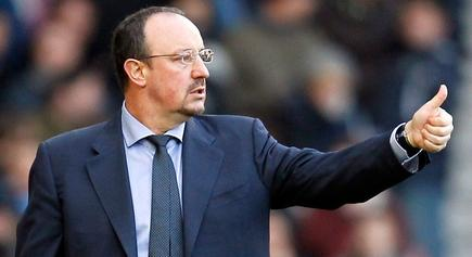 Rafa Benítez, entrenador del Chelsea. | Cordon Press/Archivo