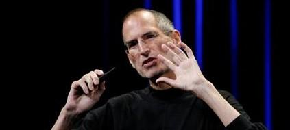 Steve Jobs, consejero delegado de Apple. | Archivo/EFE
