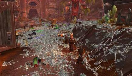 Ciudades cubiertas de esqueletos en 'World of Warcraft'   WoW Insider