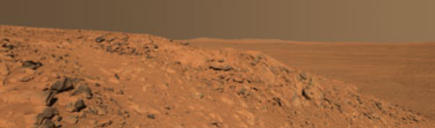 Marte, el planeta rojo   Archivo