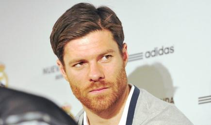 Xabi Alonso, jugador del Real Madrid. | Cordon Press