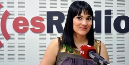 Irene Villa en su visita a esRadio