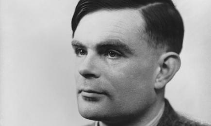 Alan Turing. | National Portrait Gallery, Londres