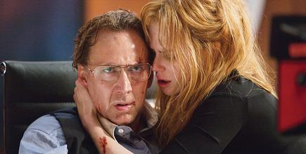 Nicolas Cage y Nicoles Kidman en Bajo amenaza