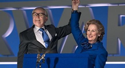 Meryl Streep en La dama de hierro, ya en cines