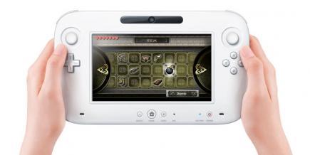 La futura consola Wii U.   Nintendo