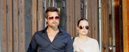 Pitt y Jolie, en una foto reciente | Efe