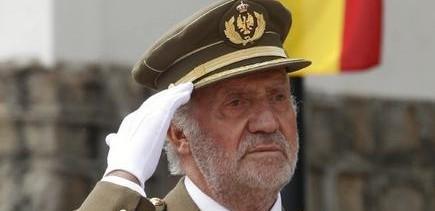 El Rey en un acto militar | Cordon Press