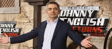 Rowan Atkinson.   Europa Press.