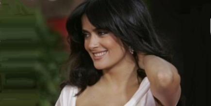 La actriz Salma Hayek | Archivo