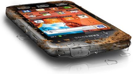 El móvil para condiciones extremas.   Samsung
