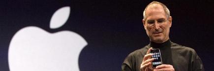Steve Jobs en una de sus presentaciones. | EFE