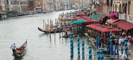 Venecia y sus populares canales.| Flickr/Chiara Marra