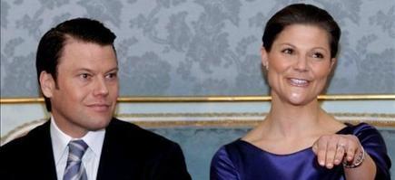 La pareja cuando anunció su compromiso. | EFE
