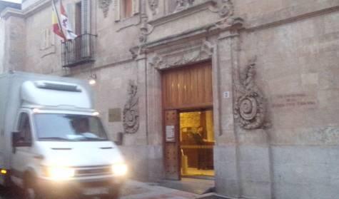 Escrito a la sombra del Archivo de Salamanca - Libertad Digital