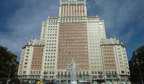 Madrid se llena de hoteles de lujo libre mercado for Hoteles chic en madrid