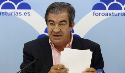 Independientes de Asturias cree factible pactar con Cascos y el CDS ve en él una maniobra del PP
