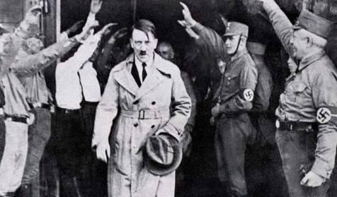 Así se toma el poder: el discurso de Hitler del 27 de