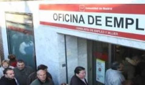 El top ten del paro en espa a libre mercado for Oficinas del paro madrid