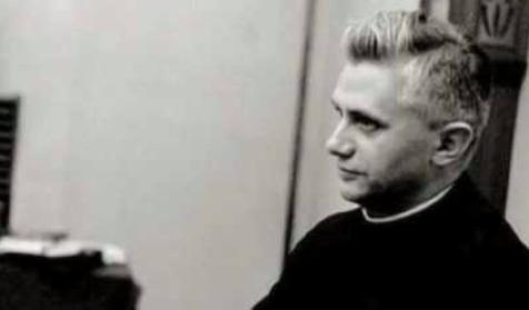 El joven Ratzinger