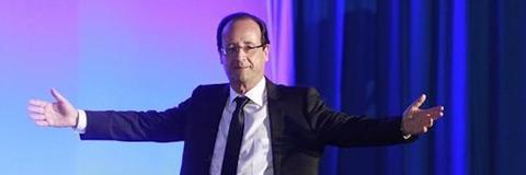 Hollande comparece ante los medios | Efe