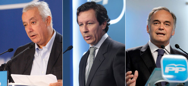 Arenas, Floriano y González Pons | LD