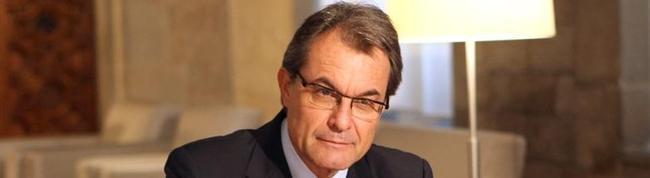 El presidente de la Generalidad, Artur Mas   Archivo