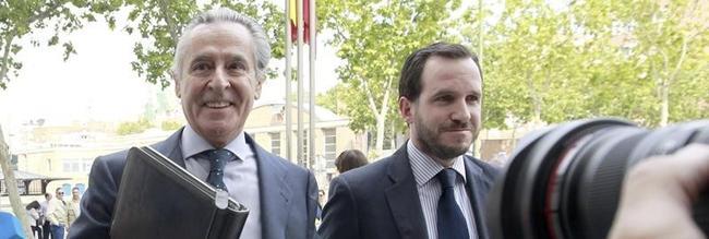 Miguel Blesa llega a los juzgados de Plaza de Castilla | EFE