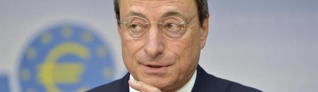 Mario Draghi | EFE