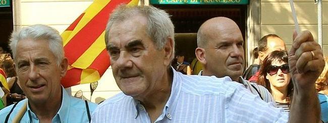 Ernest Maragalla en la Diada   EFE