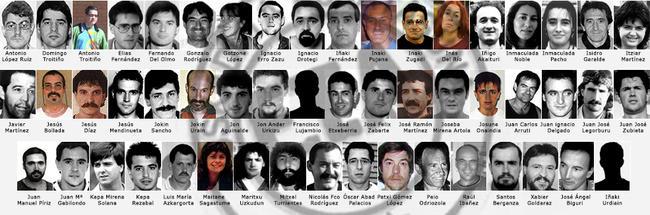 Terroristas de ETA que pueden ser excarcelados próximamente   LD