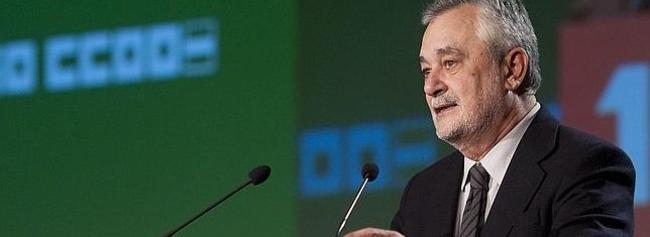 José Antonio Griñán en una imagen de archivo | EFE