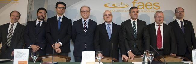 Los miembros de FAES que han realizado el informe | FAES
