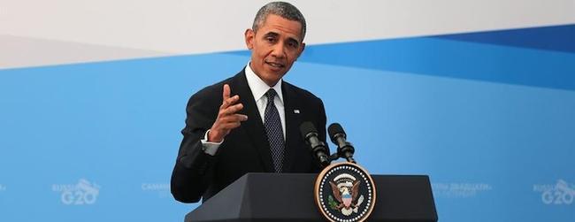 Obama, en el G-20 | EFE