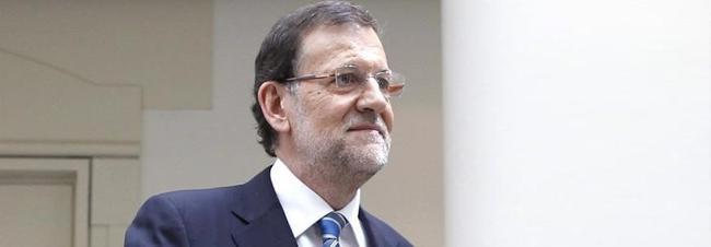 Mariano Rajoy, satisfecho tras el debate del pasado 1 de agosto en el Senado | EFE