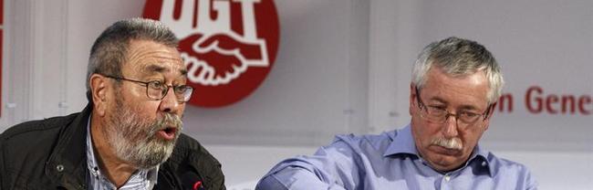 UGT y CCOO han cargado duramente contra la juez | EFE