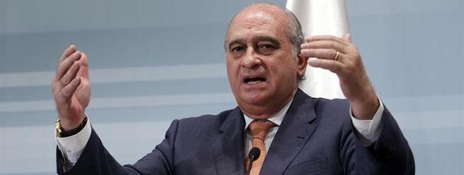 El ministro de Interior | EFE