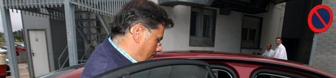 El juez Castro, a la salida del hospital | EFE