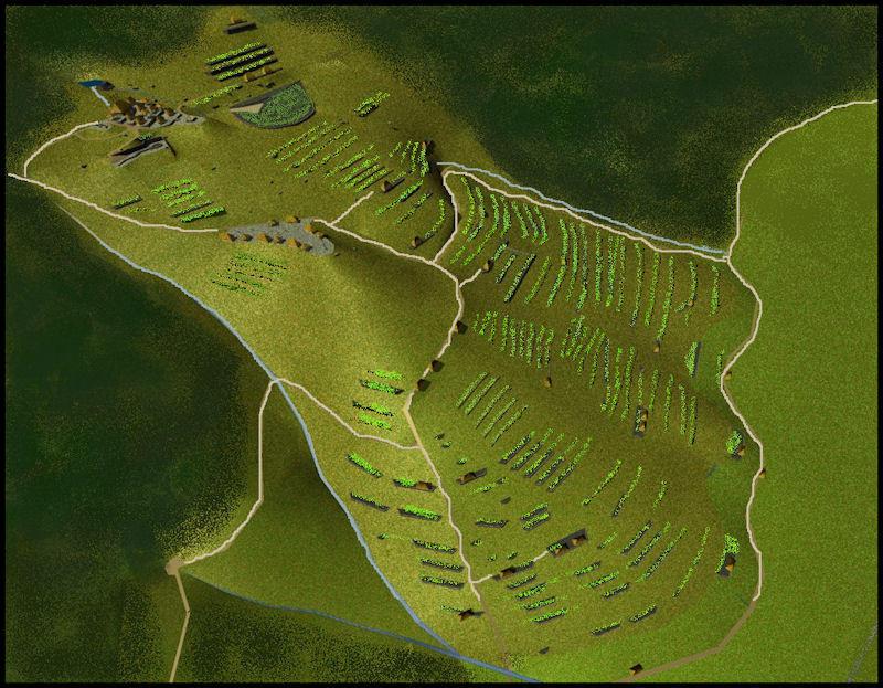 Plano en 3D de la ciudad maya descubierta | Examiner
