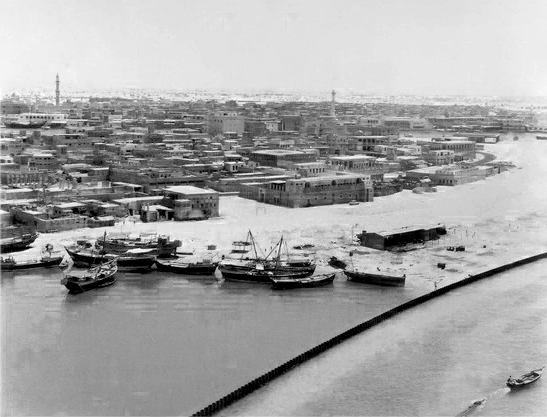 Dubai en 1960