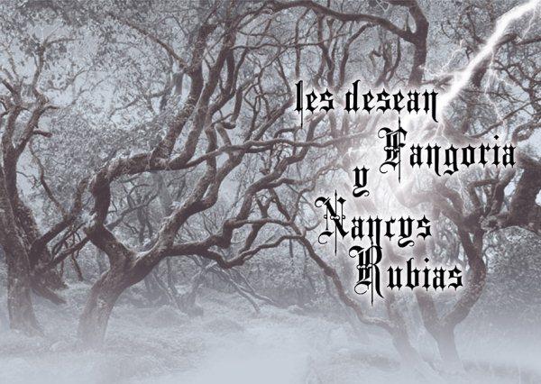 les desean Fangoria y Nancys Rubias